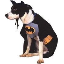 Disfraz Para Perro Traje De Batman - Medium