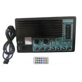 Modulo Amplificador Con Entrada Usb,sd ,mp3, Y Bluetooth