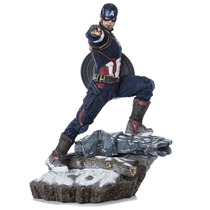 Captain America (legacy 1/4) - Avengers - Iron Studios