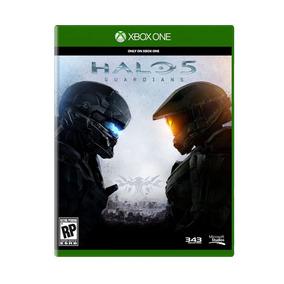Jogo Halo 5: Guardians - Xb1- Mídia Física