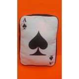 Cojines Carta De Poker Pika