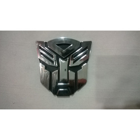 Emblema Transformers, Solo , Decepticons Auto, Moto