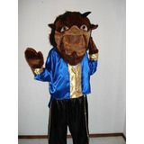 Disfraz Cabezón Bestia - Pepe -barney-mickey-minnie-pooh !!