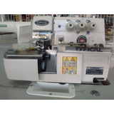 Overlock Industrial 3 Hil Mot Bajo Consumo Typical Gn 793 D