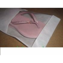 10 Sacolas Sacos Tnt Organizadora De Calçados 20x40 C/visor