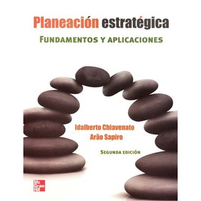Libro Planeación Estratégica De Chiavenato Mcgraw Hill