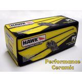 Pastillas De Frenos Hawk Volkswagen Touareg V8/q7 06 En Adel
