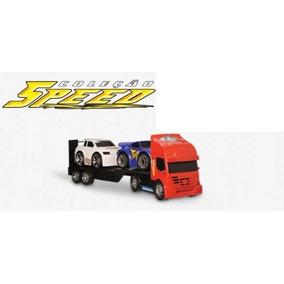 Caminhão Equipe Speed