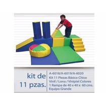 Nuevo Kit De Estimulación Temprana 11 Piezas Básico Gratis E