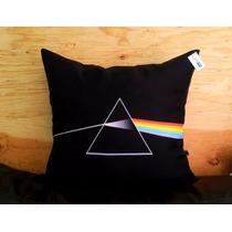 Cojín Impreso Pink Floyd Dark Música Roger Waters Regalo