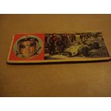 Copello Nro1 Figurita Tarjeton Album Crack 1968