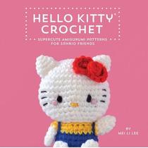 Livro Crochê Hello Kitty