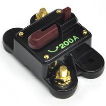 Disjuntor Automotivo 80a 100a 140a 200a - Proteção Som