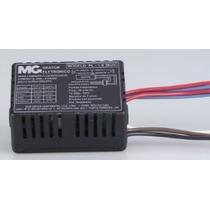 Reator 8w Elet Eletrônico T5 4 Pinos P/1 Lampada Uv 110/220v
