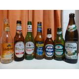 Lata Botella Porron Cerveza Sin Alcohol Importada