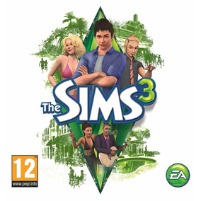 Los Sims 3 Original Pc - Entrega 10 Minutos
