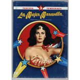 La Mujer Maravilla Temporada 3 Tres Serie Tv Dvd