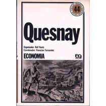 Livro François Quesnay Economia