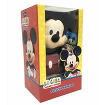 Peluche Mickey Movimientos Y Sonidos Licencia Disney