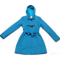 Campera Mongomery Mujer Sans Doute Nueva Con Polar Talle S