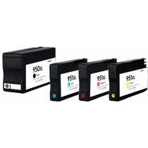 Cartucho Tinta Hp 950xl 951xl Officejet 8100 8600 Compatible