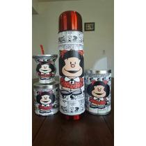 Fabricante Directo !! Set Matero Mafalda !!