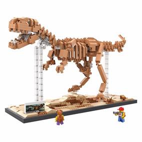 Tiranosaurio Rex Fosil Miniblocks Envío Gratis! Dinosaurio