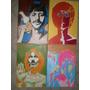 Poliptico Beatles Estilo Warhol