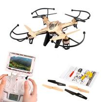 Drone Jjrc H9d Con Transmision En Tiempo Real Foto Y Video