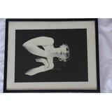 Poster Marilyn Monroe Milton Greene Frente Portfolio Usa