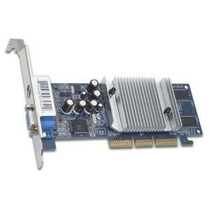 Placa De Video 128mb Agp