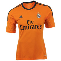 Playera Tercer Jersey Real Madrid 13/14 Hombre Adidas Z29454