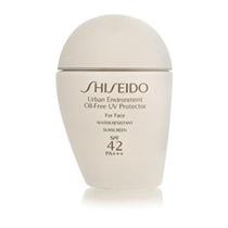 Uv-oil Shiseido Medio Ambiente Urbano »protector De Amplio