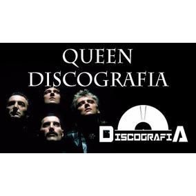 Queen Discografia Completa + Raridades 2017