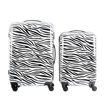 Set 2 Maletas Zebra, Viaje, Mujer, Vacaciones, Oferta