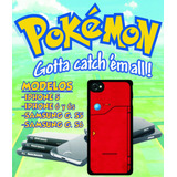 Fundas Para Celular Pokedex Pokemon Go Iphone Y Samsung