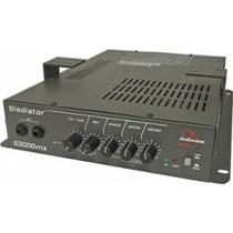 Amplificador 12v Gladiator G3000mx Dobsom 300w Rms