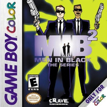 Hombres De Negro 2 Game Boy Color