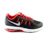 Tenis Nike Air Max Dinasty Gs - Negro Con Rojo 820268-002