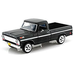 Showcasts Coleccionables 1969 Camioneta Pickup Ford F /24 E