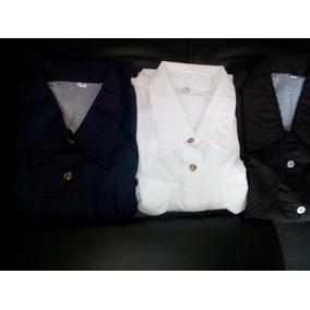 Camisas Columbia Blancas,negras Y Azul Marino
