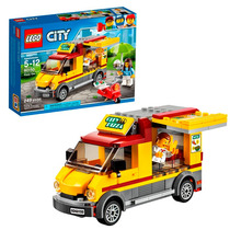Lego 60150 Lego City Van De Entrega De Pizzas