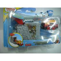 Thomas & Friends Lanzador D Locomotora Billy Fisher Price