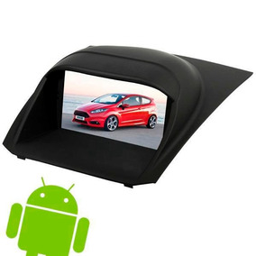 Kit Central Multimidia Android 4.4 New Fiesta Sync Quad Core