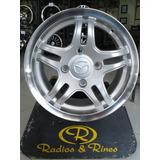 Rin League 13 Pulg 4 Huecos 114.3 Mod 131 Mazda 323 Ponchero