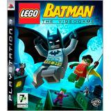 Juego Ps3 Lego Batman