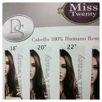 Extensiones Miss Twenty Cortinas De 18 Largo Tonos Variados