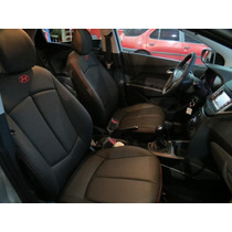 Capas Bancos Automotivo Couro Carro P Hb20 Comfort Plus 2016