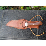 Cuchillo Nuevo De La Marca Bark River,made In Usa..