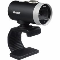 Webcam Microsoft Lifecam Cinema Hd 720p Usb 30fps H5d 5 Mp